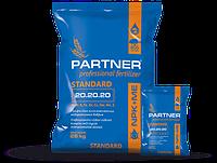 Комплексное удобрение Partner Standart NPK 3.9.40+S+ME, 25 кг