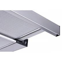 Вытяжка VENTOLUX GARDA 60 INOX (1100) SMD LED, фото 2