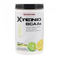 BCAA (БЦАА) - Scivation Xtend BCAAs 431 gram  Lemon Lime