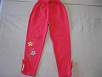 Детские однотонные лосины для девочек 5-11 Турция , фото 1