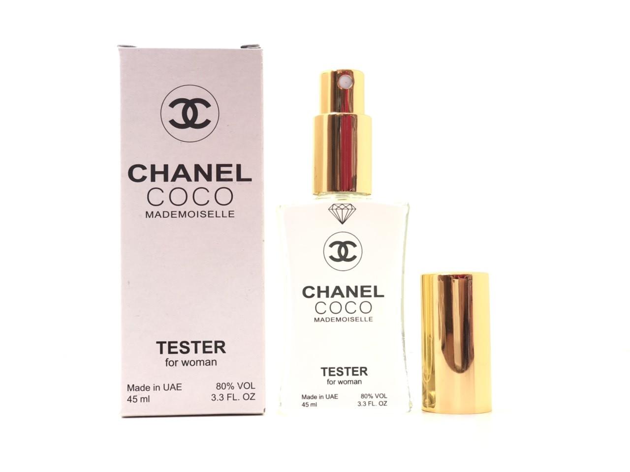 Женский парфюм Coco Chanel Mademoiselle (Шанель Коко Мадмуазель) 45 мл Diamond - реплика