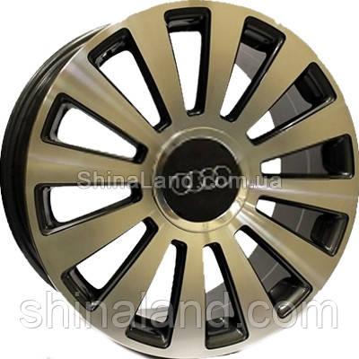 Литые диски Replica Audi R535 7x16 5x100 ET35 dia57,1 (MB)