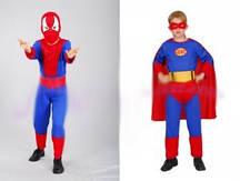 Супермен, Спайдер двухсторнний
