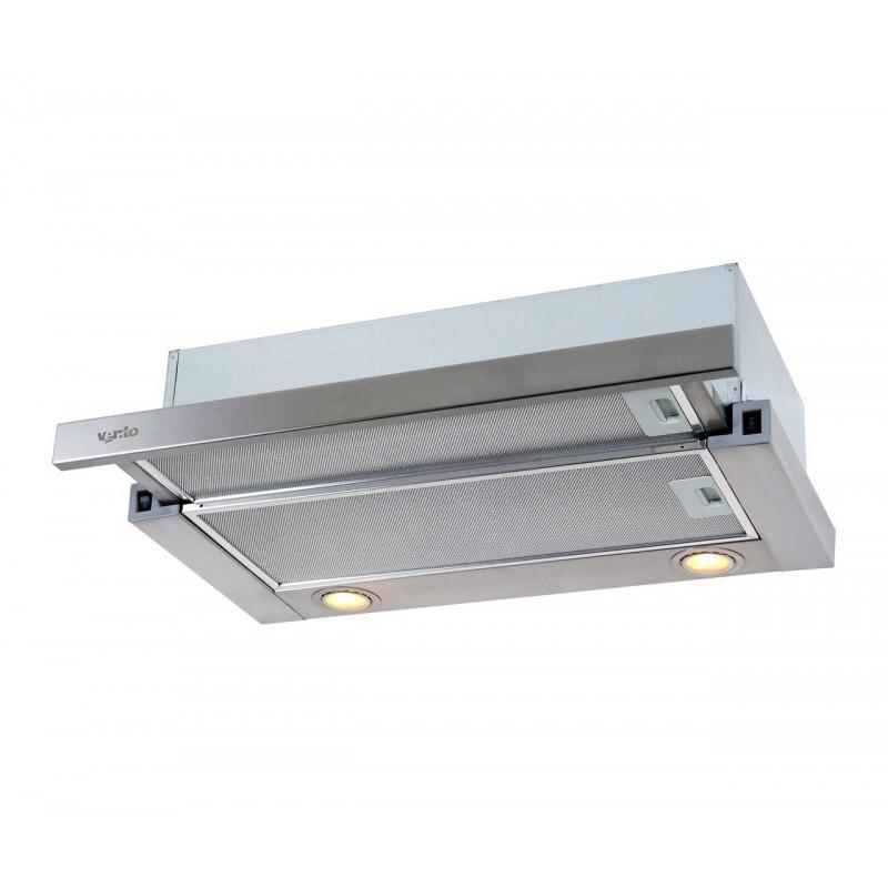 Вытяжка VENTOLUX GARDA 50 INOX(750) SMD LED