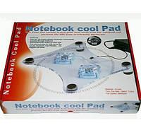 Охлаждающая подставка-кулер для ноутбука Notebook Cool Pad*4508.