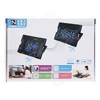 Охлаждающая подставка для ноутбука Notebook Cooler Pad N181, N182.