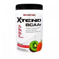 BCAA (БЦАА) - Scivation Xtend BCAAs 410 gram  Strawberry Kiwi