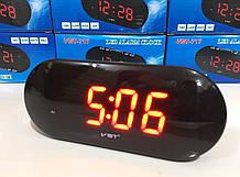 Настільні годинники від мережі VST-717 (80 шт/ящ)