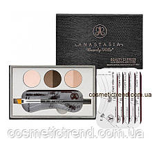 Набор для коррекции бровей Anastasia Beverly Hills Beauty Express For Brows and Eyes Brunette