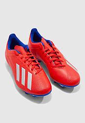 Бутсы Adidas  X 18.4 FG (BB9376)