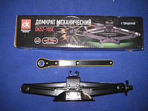 Домкрат механічний 1.5 т трещітка ДК 1905802287