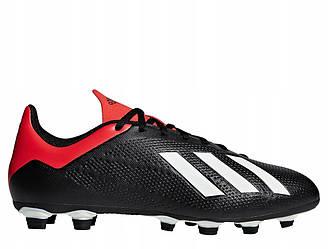 Бутсы Adidas  X 18.4 FG (BB9375)