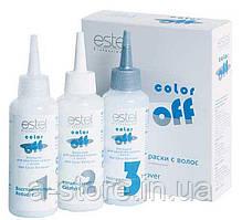 Емульсія для видалення фарби з волосся Estel Color Off