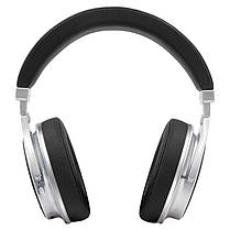 ϞBluetooth гарнитура Bluedio F2 Black музыкальная беспроводная для смартфона и планшета с микрофоном, фото 2