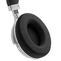ϞBluetooth гарнитура Bluedio F2 Black музыкальная беспроводная для смартфона и планшета с микрофоном, фото 3