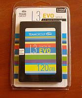 Жёсткий диск SSD 120 Gb Team group l3 evo