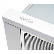 Вытяжка VENTOLUX GARDA 60 WH (750) SMD LED, фото 3