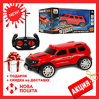 Радиоуправляемый Джип HY-999-2B1-2B Красный | игрушечная машинка  | машина на пульте управления