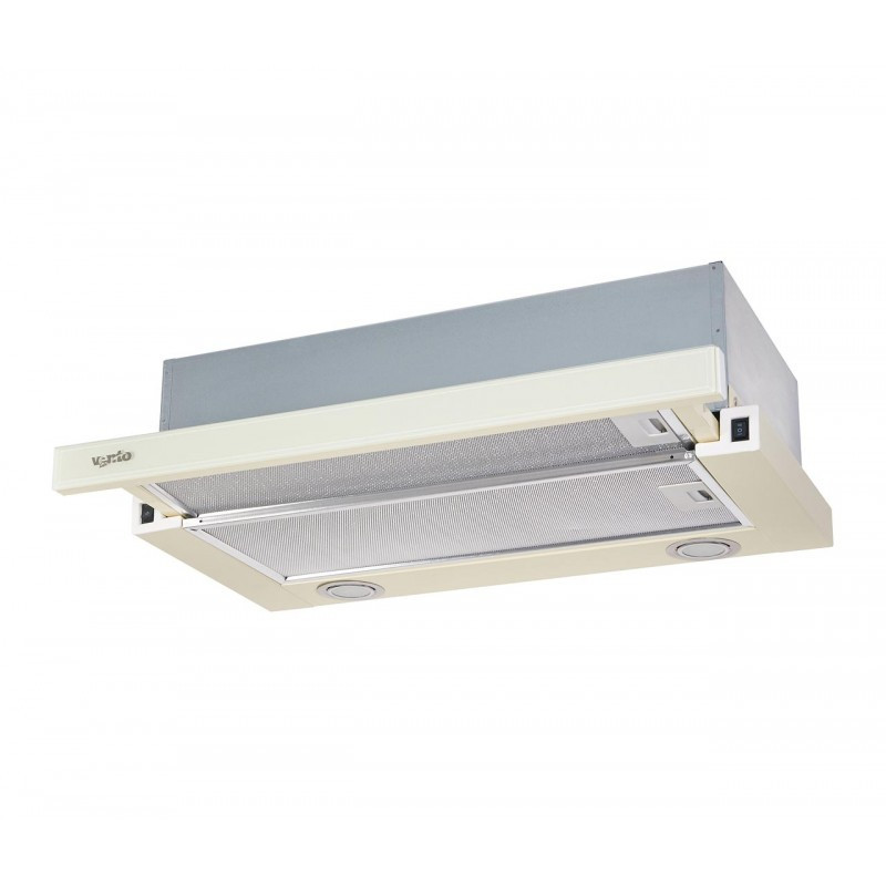 Вытяжка VENTOLUX GARDA 60 IVG  (750) SMD LED