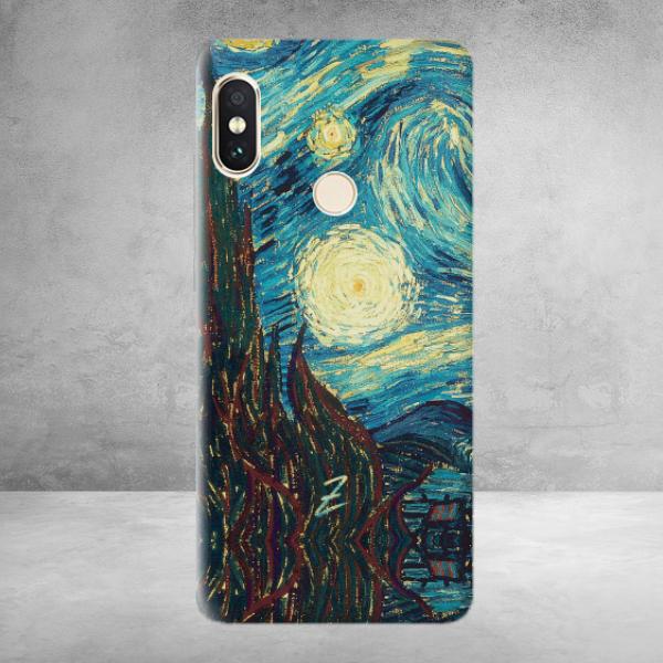 Чехол на Xiaomi Redmi Note 5 Starry Night