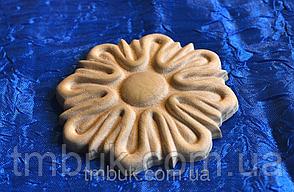 Розетка 6 - 60х60 - декоративная, фото 3