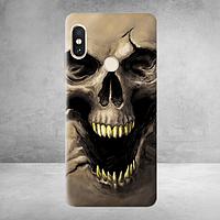 Чехол на Xiaomi Redmi Note 5 Skull, фото 1