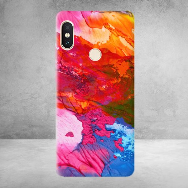 Чехол на Xiaomi Redmi Note 5 Derroche De Color