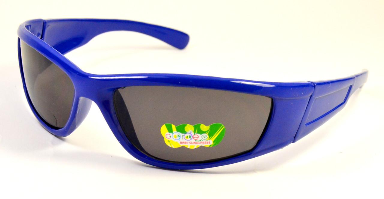 Детские солнцезащитные очки (407/014 син)