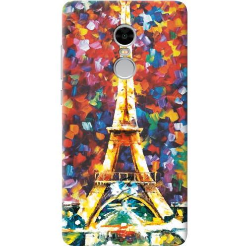 Чехол на Xiaomi Redmi Note 4 Paris Dream