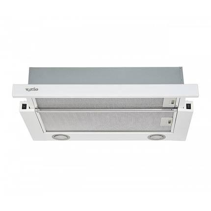 Вытяжка VENTOLUX GARDA 60 WHG (750) SMD LED, фото 2