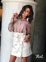 Женская красивая рубашка «Валерия», фото 1