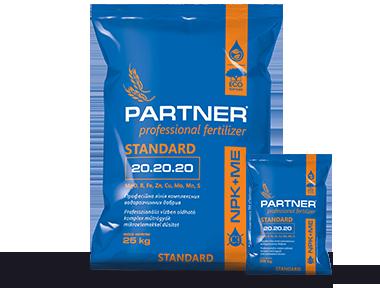 Комплексное удобрение Partner Standart NPK 19.8.20+S+ME, 2,5 кг
