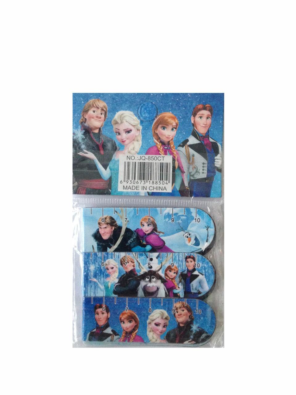 """Закладка магнитная """"Frozen"""""""