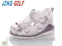 Детская летняя обувь 2019. Детские босоножки бренда Jong Golf для девочек (рр. с 23 по 28)