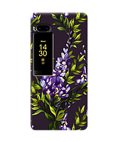 Чехол на Meizu Pro 7 Violet, фото 1