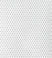 Пленка для тонирования стекол и фар Белая Перфорированная , в сетку Guard Турция 1,27 м на 1 м