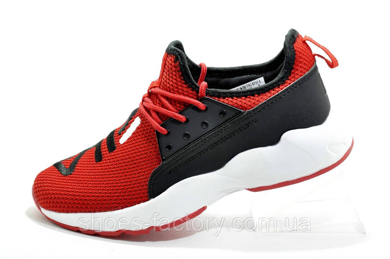 Літні кросівки в стилі Fila, Red (Філа)