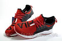 Літні кросівки в стилі Fila, Red (Філа), фото 2
