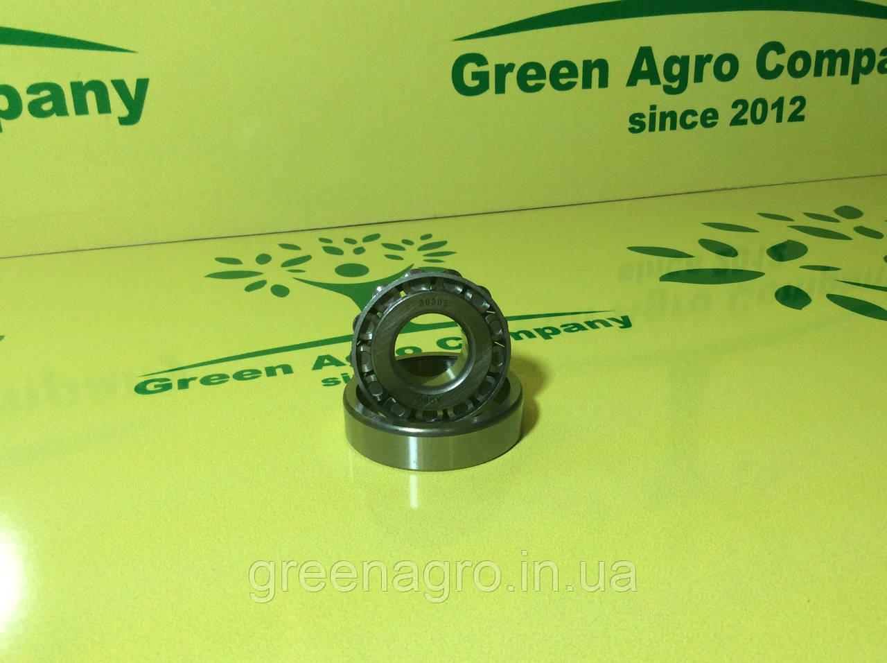 Підшипник 7305 роторної косарки в маточину малого шківа z-169, z-173, z-069, z-001