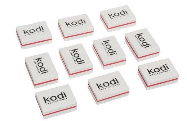 Набор бафов Kodi 100/180 мини, 10 шт, фото 2