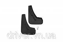 Бризковики задні для Chery M11 2011-> сед.комплект 2шт . NLF.63.08.E10