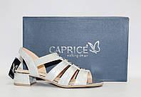 Женские босоножки Caprice оригинал Германия натуральная кожа 38, фото 1