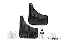 Бризковики передні для Chevrolet Cruze 082009-> комплект 2шт NLF.08.13.F10
