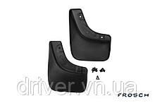 Бризковики передні для Suzuki SX4 2007->Fiat Sedici 2006-> з розш.арок комплект 2шт NLF.47.16.F11