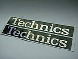 Наклейка 1 шт для Technics sl-1200 MK2/3/5/6/MK5G, фото 3