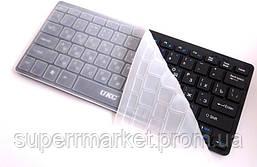 Беспроводная мини-клавиатура для ПК  k03  UKC + мышь + чехол - 2.4 G, фото 3