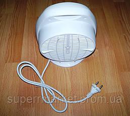 Электрический бытовой напольный тепловентилятор Nokasonic NK-200-А обогреватель 1кВа =Распродажа=, фото 2