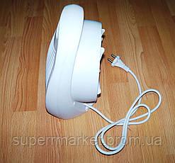 Электрический бытовой напольный тепловентилятор Nokasonic NK-200-А обогреватель 1кВа =Распродажа=, фото 3