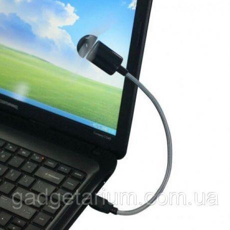 Вентилятор USB HW-001 металлический