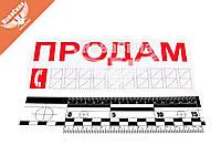 Наклейка с надписью ПРОДАМ червей. 20х8   12-62